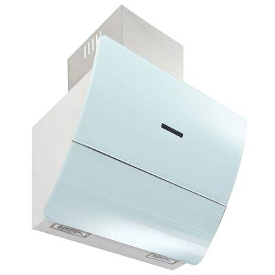 vidaXL Keukenkastenset met afzuigkap 5-delig hoogglans wit