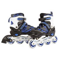 Street Runner Inline-skates 39-42 blauw