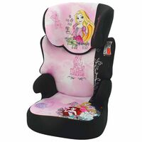 Disney Autostoeltje Befix Princess groep 2+3 roze