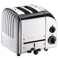 Toaster D27030, NewGen RVS - Dualit