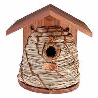 Vogelhuisje - Bijennest Vorm