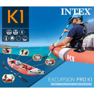 Intex Kajak opblaasbaar Excursion Pro K1 305x91x46 cm