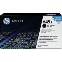 HP 649X (CE260X) Toner Zwart Hoge capaciteit