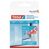 8x Tesa Powerstrips voor spiegels/ruiten klusbenodigdheden -