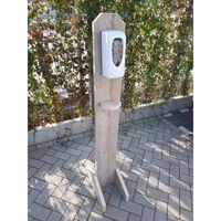 KSM-steigerhout - Desinfectiezuil van Gebruikt steigerhout