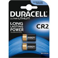 Duracell Lithium CR2 3V blister 2