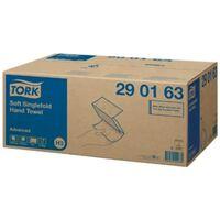 Tork papieren handdoeken Advanced, 2-laags, 250 vellen, systeem H3,...