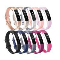 Fitbit Alta / Alta HR armband siliconen - 10-pack (S) - verschillende