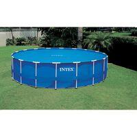 Intex Zwembad Solar Cover blauw 549 cm