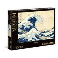 Clementoni legpuzzel Museum Collection - Hokusai 1000 stukjes