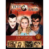 Studio 100 boek encyclopedie Nachtwacht III