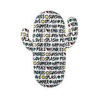 Bestway Luchtbed - Cactus - Teksten en Smileys