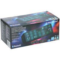 Dunlop speaker - Bluetooth 4.1 - LED verlichting