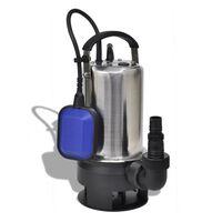 vidaXL Vuilwater dompelpomp 750 W 12.500 L/u