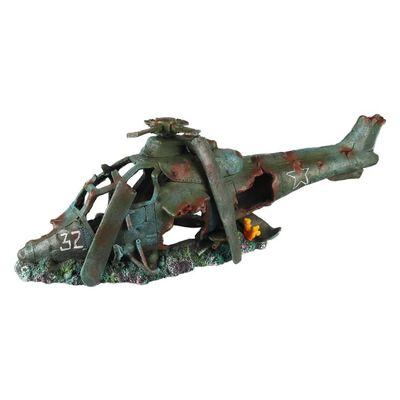 Aqua d'ella Helikopter 74,5x22,5x25 cm polyresin