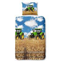 Good Morning Dekbedovertrek 5604-A FARMER 140x200/220 cm meerkleurig