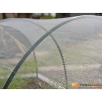 Nature Anti-insectennet 2x10 m transparant