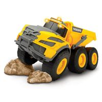 Dickie Toys Volvo Dumptruck + Licht En Geluid