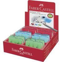Faber Castell Gum FC Sleeve mini    assorti i