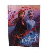 Disney Frozen II ringband A4 2-rings