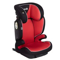 Safety 1st Autostoel Road Fix Isofix 2+3 zwart en rood