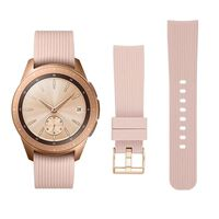 Armband Samsung Galaxy Watch 42 mm - roze beige - S