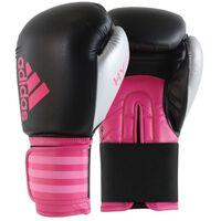 adidas Hybrid 100 Dynamic Fit bokshandschoenen roze maat 10 oz
