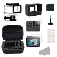 Accessoirekit voor GoPro Hero 5/6/7 incl. Tas