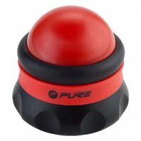 Pure2Improve massage- en relaxbal 5,5 cm rood/zwart