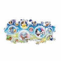 Clementoni Puzzel Panorama Disney 1000 st