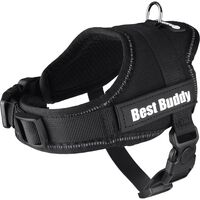 Hondentuig Best Buddy Pluto Zwart XXS