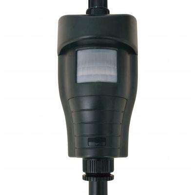vidaXL Sproeier dierwering met PIR sensor donkergroen
