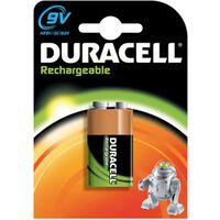 Duracell Oplaad PreCharged - 9V DC1604 1 Stuk