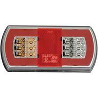 Carpoint combinatieverlichting 12 Volt led 160 mm links