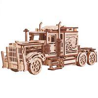 Wood Trick Schaalmodelset Big Rig hout