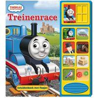 Memphis Belle peuterboek Thomas de Trein - Treinenrace
