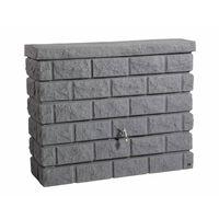 Garantia Regenton muurmodel Rocky graniet