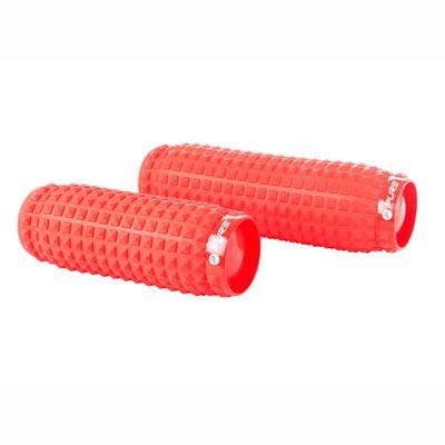 Pure2Improve Massageroller opgeblazen rood
