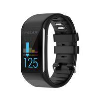 Polar A360 / A370 Armband Siliconen Zwart Horlogeband - Snelle Leverin