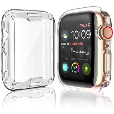 Case voor Apple Watch 42 mm - Doorzichtig