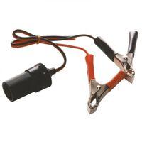 accu-adapterkabel 20 cm zwart