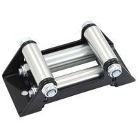 vidaXL Rollenvenster 4-voudig 5000-6000 lbs staal