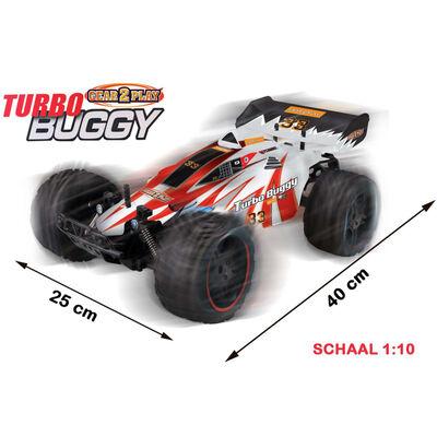 Gear2Play Buggy radiografisch bestuurbaar Turbo Buggy 1:10