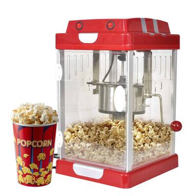 vidaXL Popcornmachine bioscoopstijl 70 gram