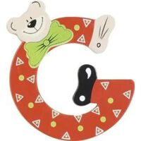 Playshoes houten letter G