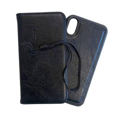 Hem Samsung Galaxy S10 Plus Double Catch Zwarte Wallet Samsung Galaxy