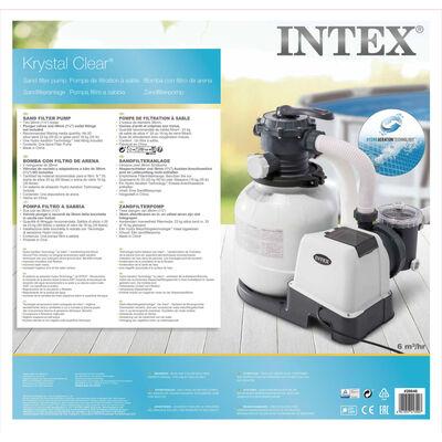 Intex Krystal Clear Zandfilterpomp 7,9 m³/u 26646GS