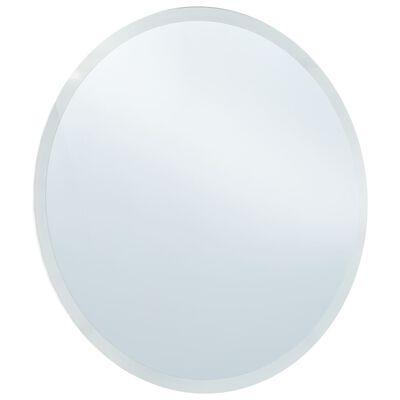 vidaXL Badkamerspiegel LED 60 cm
