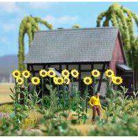 Busch - Riesen-sonnenblumen H0 (bu1261) - Model Speelgoed