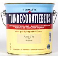 Tuindecoratiebeits 719 allure white 2500 ml